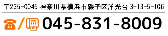 TEL:045-831-8009